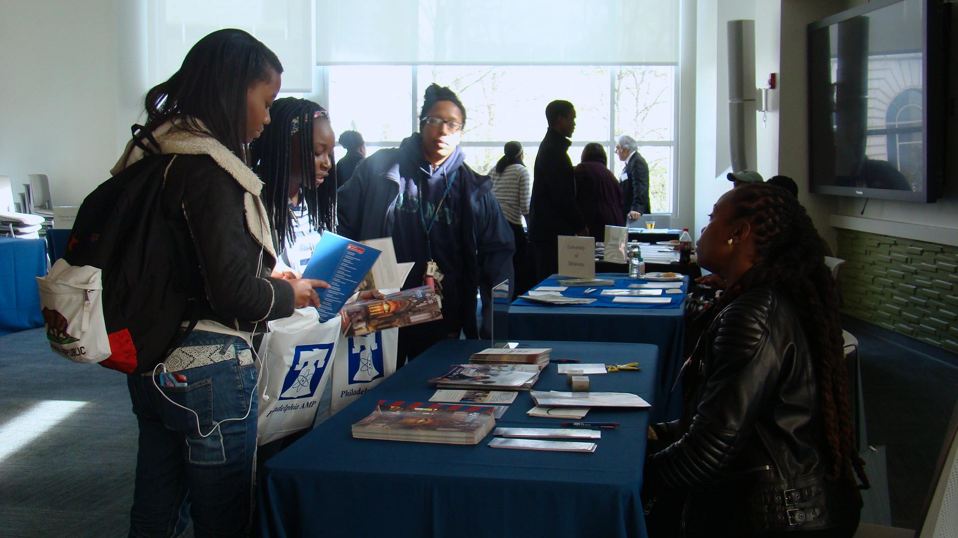 community college of philadelphia transfer fair ccp transfer fair table